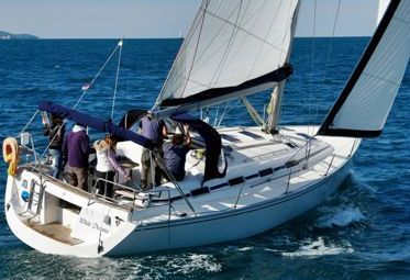 Segelboot Jeanneau Eminence 40 (2009)-0