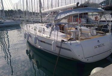 Sailboat Bavaria 45 (2012)-0