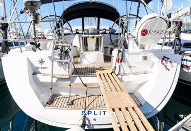 Zeilboot Jeanneau Sun Odyssey 45 (2006)-0