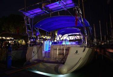 Segelboot Beneteau Oceanis 54 (2009)-0