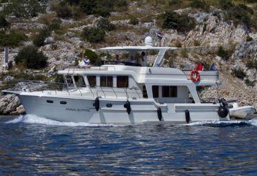 Imbarcazione a motore Adagio Europa 51.5 - 2013 (raddobbo 2015)-0