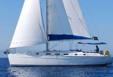 Zeilboot Beneteau Cyclades 43.4 (2007)-0