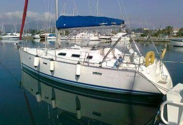 Velero Beneteau Oceanis 393 (2005)-0