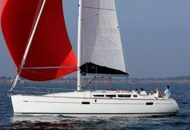 Sailboat Jeanneau Sun Odyssey 42 i (2012)-0