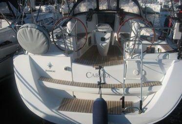 Sailboat Jeanneau Sun Odyssey 39 i (2008)-0