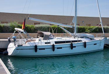 Zeilboot Bavaria Cruiser 41 (2014)-0