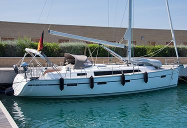 Segelboot Bavaria Cruiser 41 (2014)-0
