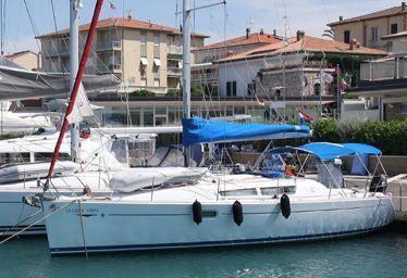 Barca a vela Jeanneau Sun Odyssey 36 i (2008)-0