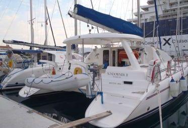 Catamaran Leopard 43 (2007)-0