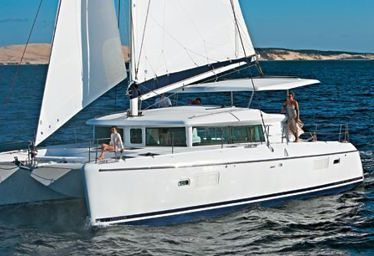 Catamaran Lagoon 420 (2008)-0