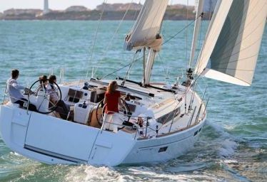 Barca a vela Jeanneau Sun Odyssey 469 (2012)-0