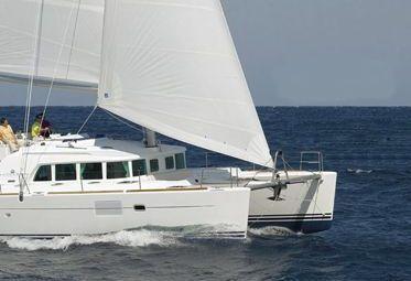 Catamarán Lagoon 440 (2006)-0