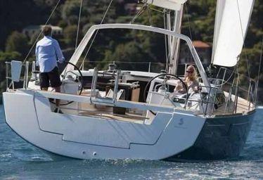 Segelboot Beneteau Oceanis 48 (2013)-0