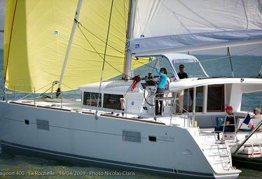 Catamarano Lagoon 400 (2010)-0