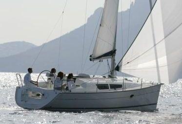 Zeilboot Jeanneau Sun Odyssey 32 i (2009)-0