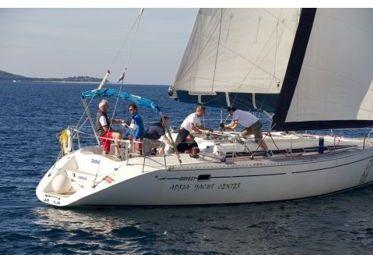 Barca a vela Elan 431 (1996)-0