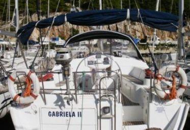 Barca a vela Jeanneau Sun Odyssey 43 DS (2002)-0