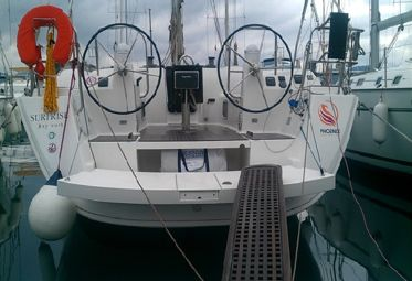 Barca a vela Dufour 450 Grand Large (2013)-0