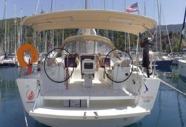 Zeilboot Dufour 410 Grand Large (2015)-0