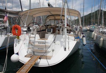 Sailboat Jeanneau Sun Odyssey 50 DS (2009)-0