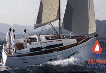 Velero Dufour 405 (2010)-0