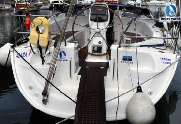Segelboot Bavaria Cruiser 37 (2006)-0