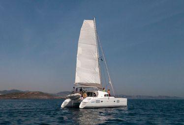 Catamaran Lagoon 380 S2 - 2009 (refit 2015)-0