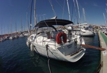 Zeilboot Jeanneau Sun Odyssey 43 DS (2002)-0