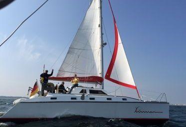 Catamarán Tonga 40 (2002)-0