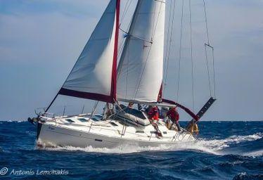 Zeilboot Beneteau Oceanis 393 (2001)-0