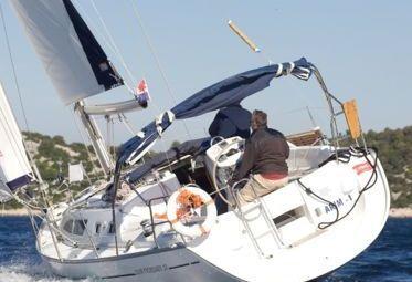 Zeilboot Jeanneau Sun Odyssey 37 (2002)-0