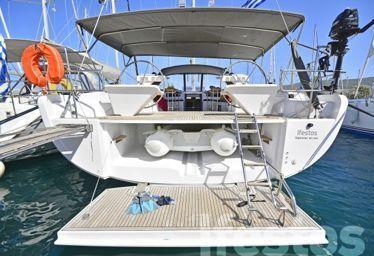 Zeilboot Hanse 575 (2014)-0