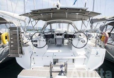 Sailboat Beneteau Oceanis 48 (2015)-0