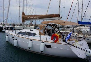 Zeilboot Elan Impression 45 - 2015 (refit 2017)-0