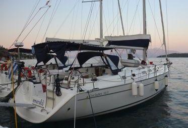 Sailboat Beneteau Cyclades 50.5 (2009)-0