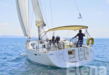 Sailboat Beneteau Oceanis 43 (2008)-0