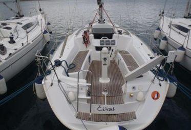 Barca a vela Jeanneau Sun Odyssey 32 i (2008)-0