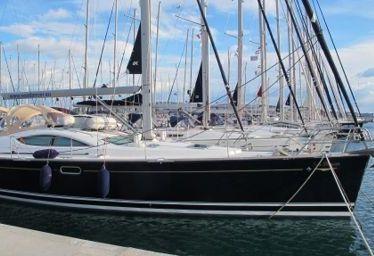 Barca a vela Jeanneau Sun Odyssey 49 DS (2008)-0