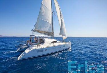 Catamarano Lagoon 380 S2 (2014)-0