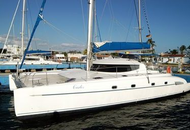 Catamaran Fountaine Pajot Bahia 46 (2004)-0