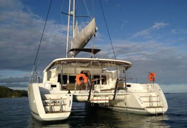 Catamaran Lagoon 450 (2012)-0