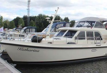 Imbarcazione a motore Linssen 410 (2016)-0