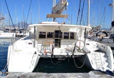 Catamarano Lagoon 450 (2012)-0