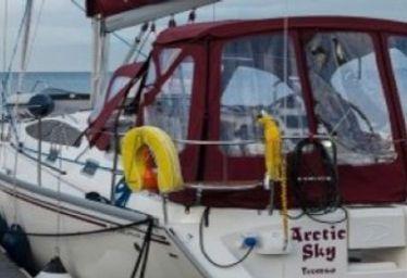 Barca a vela Delphia 40 (2013)-0