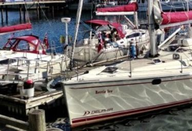 Zeilboot Delphia 47 (2012)-0