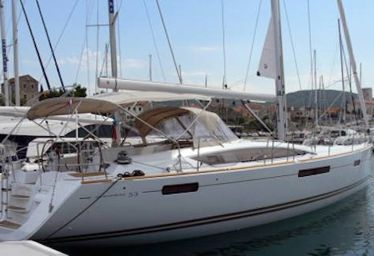 Zeilboot Jeanneau 53 (2015)-0