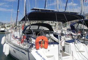 Sailboat Bavaria 50 - 2007 (refit 2018)-0