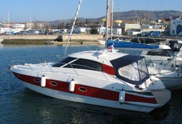 Barco a motor Elan Power 35 (2004)-0