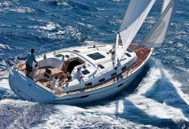 Sailboat Bavaria Cruiser 40 (2008)-0