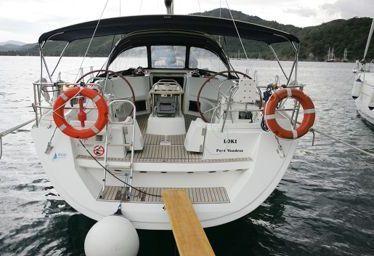 Sailboat Jeanneau Sun Odyssey 44 i (2009)-0